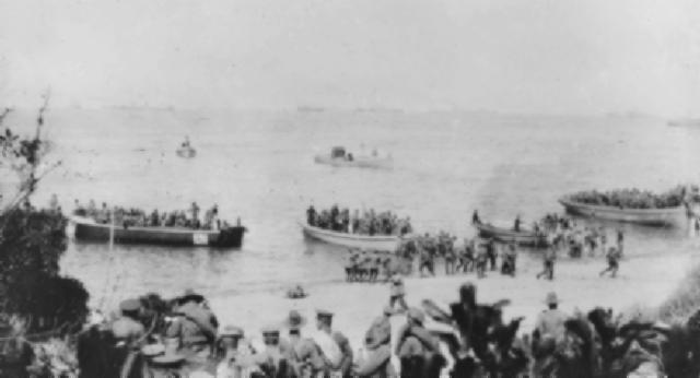 ... Hilmer Smith to Governor Denison, Gallipoli Peninsular, 27 June 1915